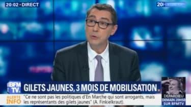 Laurent Neumann est notre éditorialiste politique.
