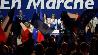 Le République en marche obtiendrait la majorité absolue aux législatives