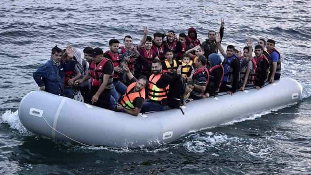 Un retraité romain a sauvé des centaines de migrants avec son téléphone - Jeudi 31 mars 2016