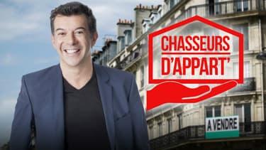 Chasseurs d'appart' de Stéphane Plaza