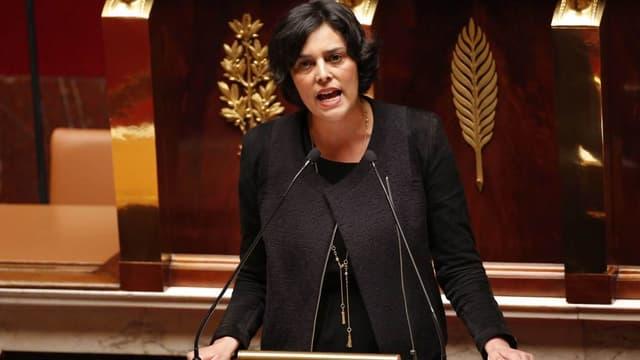 Myriam El Khomri.