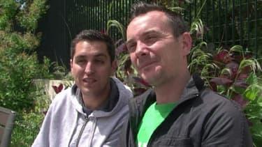 Vincent et Bruno se diront oui mercredi pour le premier mariage homosexuel, mercredi à Montpellier.
