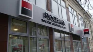 Rosbank est la filiale russe de la Société Générale.