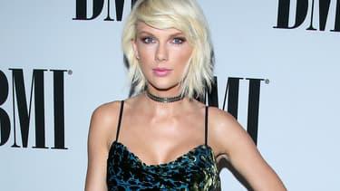Taylor Swift le 10 mai 2016 à Beverly Hills