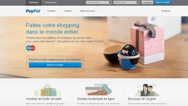 Détenir un compte PayPal équivaut à un compte à l'étranger