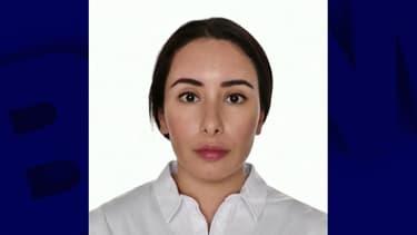 """La princesse Latifa dit être """"otage"""" à Dubaï."""