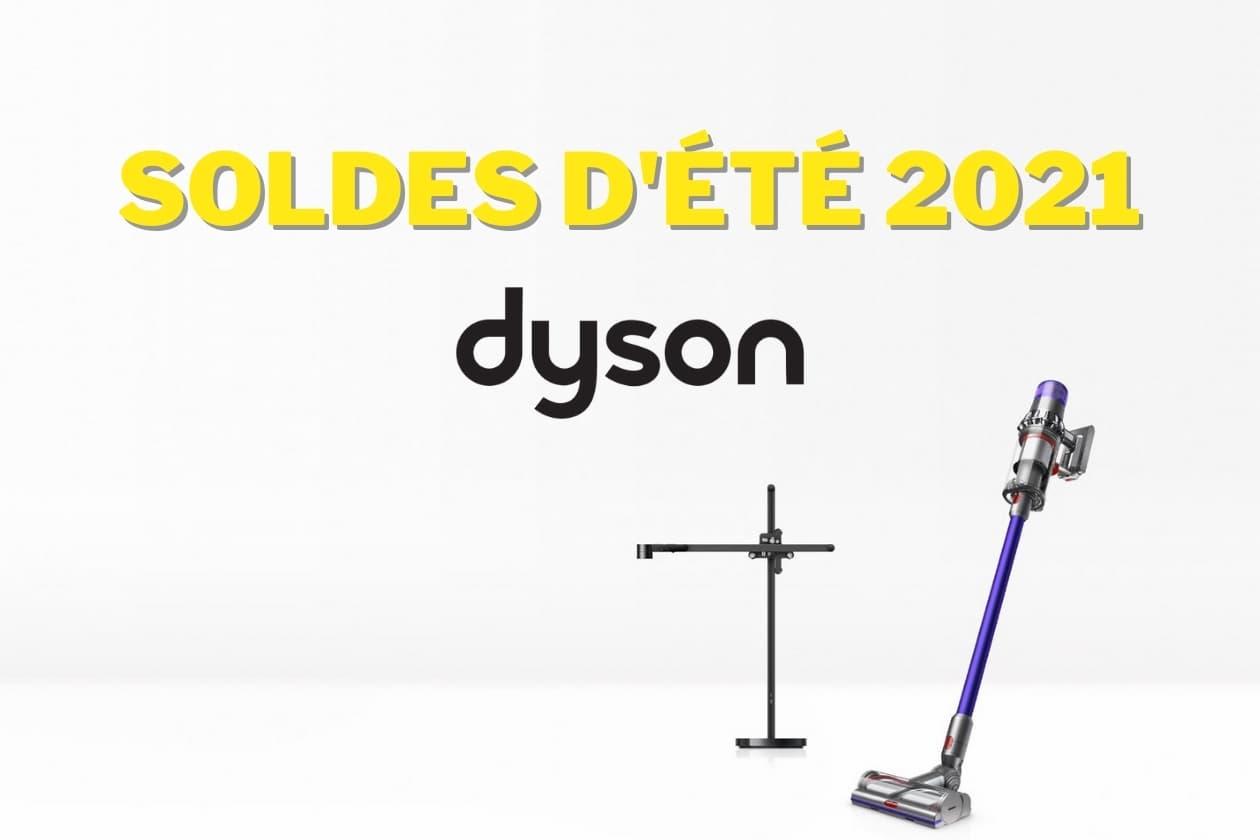 Profitez des offres Dyson en solde