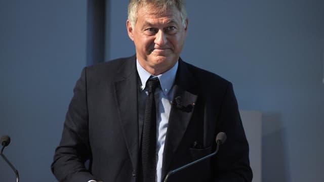 Patrick Sayer est membre du Conseil de Surveillance d'Eurazeo