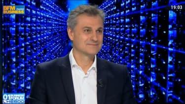 Yves Tyrode était l'invité de l'émission 01 Business Forum L'Hebdo en début d'année.
