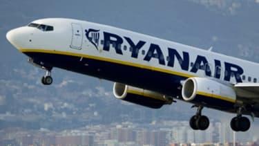 Ryanair peut désormais transporter les officiels irlandais, notamment jusqu'à Bruxelles.