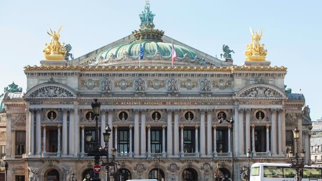 L'Opéra de Paris lance un escape game au sein du Palais Garnier.