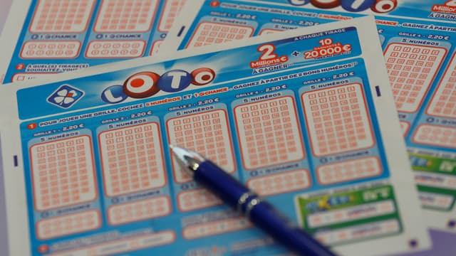 Le gagnant s'est inquiété de ne pas récupérer son ticket de loto. (Photo d'illustration)