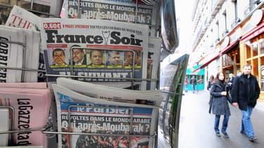 De nombreux rachats se font dans les journaux actuellement.