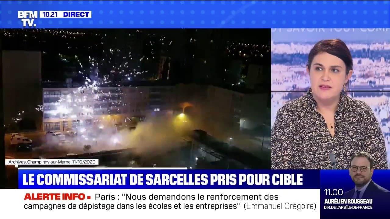 Le commissariat de Sarcelles pris pour cible