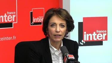 Marisol Touraine, la ministre de la Santé.