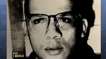 Abdelhakim Dekhar, dans les années 1990.