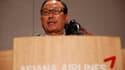 Selon le PDG d'Asiana Airline Yoon Young-doo, l'accident du Boeing 777 de la compagnie sud-coréenne Asiana Airlines lors de son atterrissage à l'aéroport international de San Francisco n'est pas dû à une défaillance mécanique. /Photo prise le 7 juillet 20