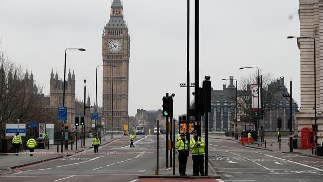 L'attaque perpétrée le 22 mars à Londres a fait trois morts.