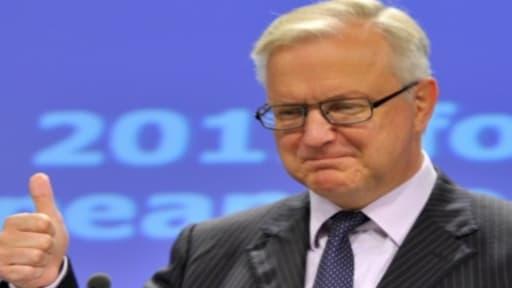 Olli Rehn, vice-président de la Commission européenne, s'invite dans le débat fiscal français