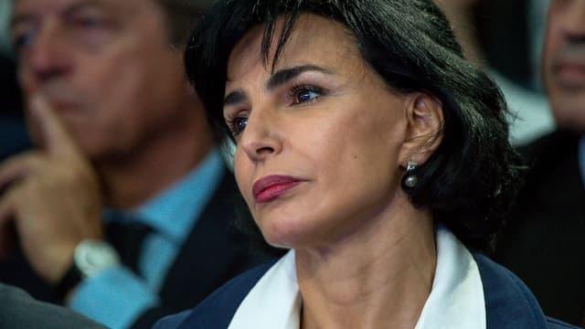 Rachida Dati, maire du 7e arrondissement de Paris