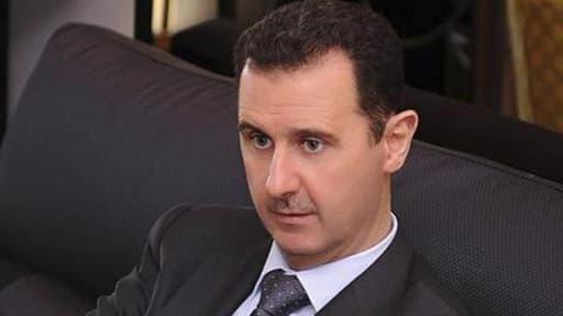 """Le président syrien menace la France de """"répercussions"""" en cas de frappes"""""""