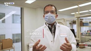 Covid-19: le gouvernement américain s'est engagé à acheter les 100 premiers millions de flacons du vaccin à la société de Stéphane Bancel