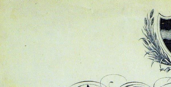 Le bulletin de notes d'Albert à 17 ans prouve qu'une pédagogie adaptée a permis au jeune homme de briller - (6 est la meilleur note possible).