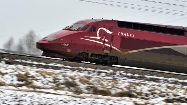 Thalys devient une entreprise ferroviaire en France et en Belgique, détenue à 60% par la SNCF et à 40% par la SNCB.