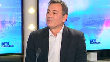 Eric Courteille, le corepreneur de La Redoute, était l'invité de BFM Business, vendredi 10 janvier.