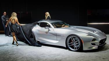 Selon les documents présentés aux investisseurs, VLF estime n'avoir besoin de produire que 100 véhicules par an pour être rentable.