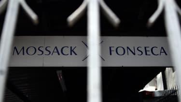 La devanture cabinet d'avocats panaméen Mossack Fonseca. (image d'illustration)