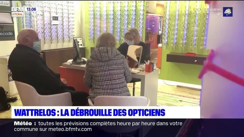 Wattrelos: confrontés à la fermeture des centres commerciaux, les opticiens s'organisent