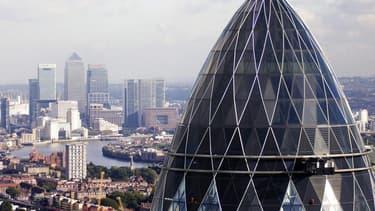 L'immobilier au Royaume-Uni commence à être secoué.