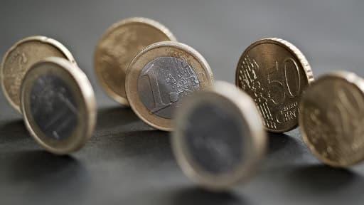 L'euro gagnait un peu de terrain face au dollar, ce vendredi après-midi.