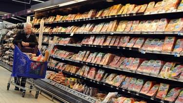 Les prix à la consommation ont progressé.