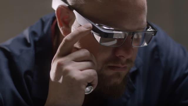 Les Google Glass.