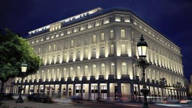 "Une chambre au sein du ""Gran Hotel Manzana"" coûte de 440 à 2485 dollars."