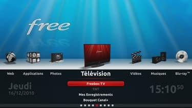 Selon le CSA, 32% des foyers reçoit la télévision uniquement par un réseau télécoms