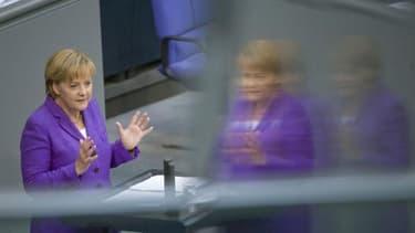 Angela Merkel souhaite un renforcement de la coordination entre les Etats-membres.