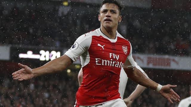 Alexis Sanchez restera à Arsenal selon Arsène Wenger. A moins que...