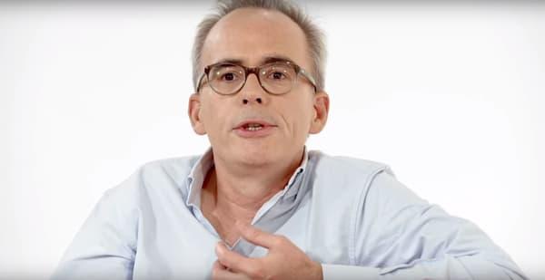 Jean-François Halin, le scénariste d'OSS 117.
