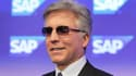 Bill McDermott, le PDG de SAP.