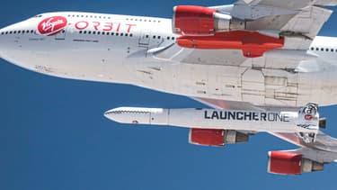 La société spatiale fondée en 2012 par le milliardaire britannique Richard Branson veut offrir un service de lancement flexible et rapide aux opérateurs de petits satellites (300 à 500 kg)
