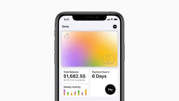 Le lancement de l'Apple Card est prévu pour cet été aux Etats-Unis.