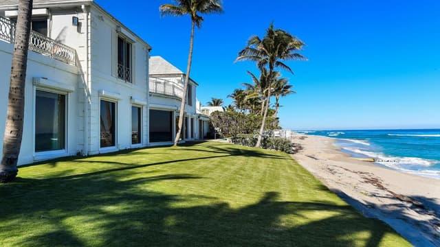 La grande soeur de Donald Trump a trouvé un acquéreur pour sa sublime villa.