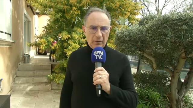 Le sénateur Michel Amiel annonce qu'il quitte La République en marche, le 1er mars 2020
