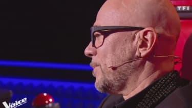 "Pascal Obispo, samedi 27 janvier dans ""The Voice"""
