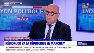"""Auvergne-Rhône-Alpes: Bruno Bonnell, candidat LaREM aux régionales, estime sa candidature """"légitime"""""""