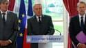 Le premier ministre, Jean-Marc Ayrault, a annoncé des aménagements de la taxe poids lourds.
