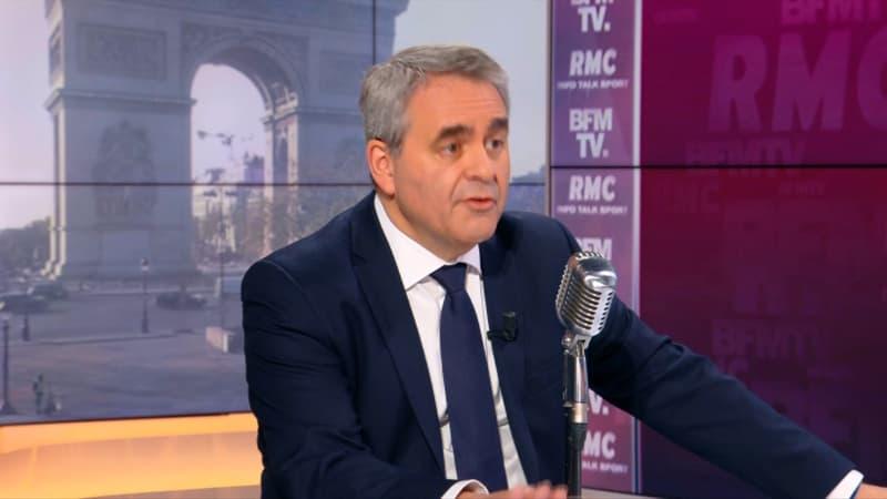 """""""Si tout rouvre, on peut donc tenir les élections"""": Xavier Bertrand plaide pour le maintien des régionales"""